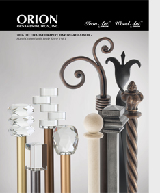 Orion Catalog
